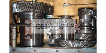 MACHINE REPAIR, REBUILDING & REFURBISHMENT